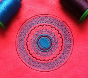 Stickrahmen W6 - KathieKreativ Sticktipps