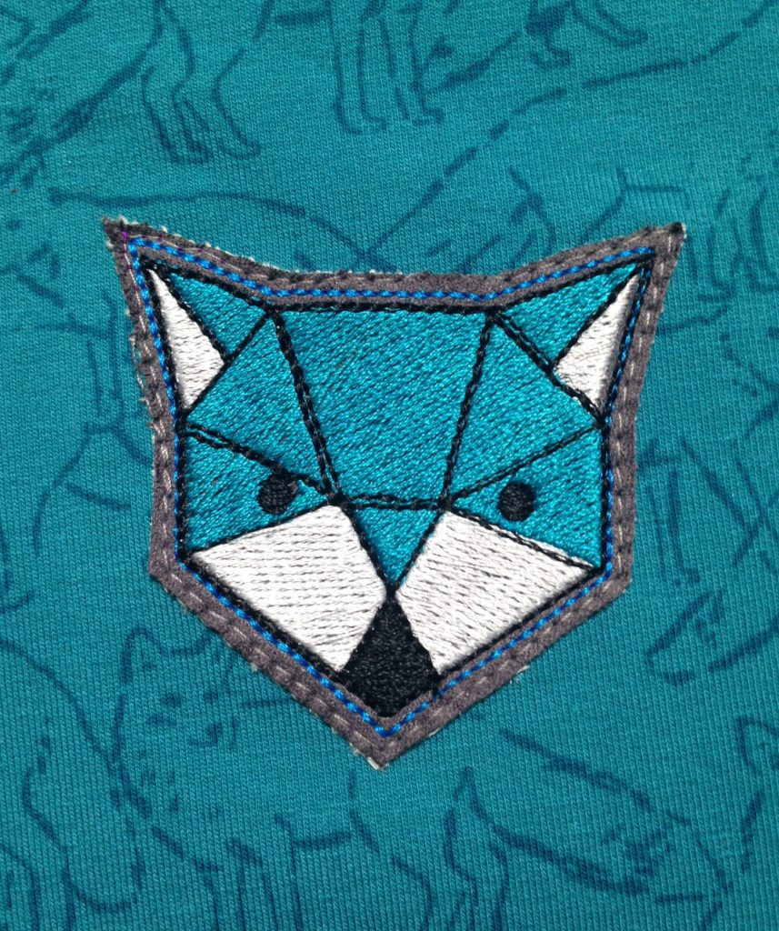 Origami Fuchs by KathieKreativ