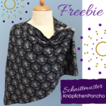 knöpfchenPoncho Freebie bei KathieKreativ.de