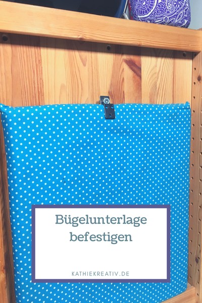 Wir #nähen eine Bügelunterlage KathieKreativ.de