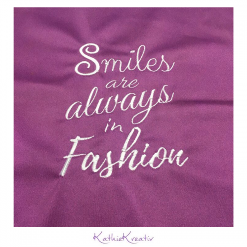 Smiles are always in Fashion – Freebie