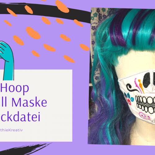 ITH Maske Sugar Skull